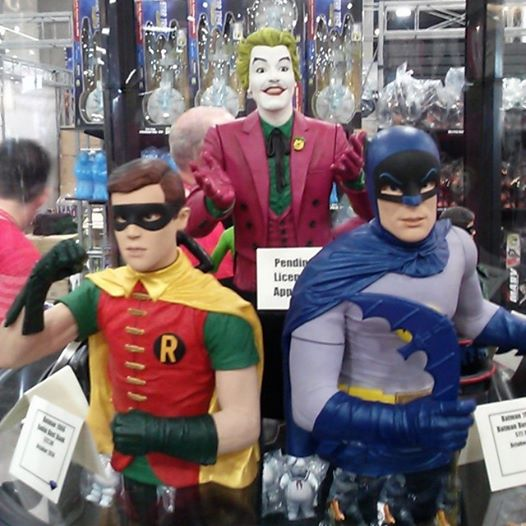 dst batman tirelires sdcc