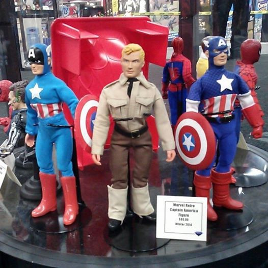 dst marvel retro captain america sdcc