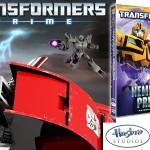 Transformers Prime saison 2 enfin en DVD
