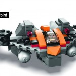 SDCC 2014 les exclu LEGO - Guardians of the Galaxy et des mini fig