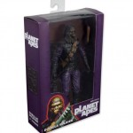 NECA - PLanet of the Apes : le packaging du Gorilla Soldier