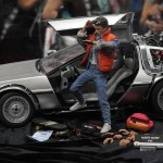 #SDCC - Hot Toys : Back to the Future, Batman, Predator, Guardians of the Galaxy