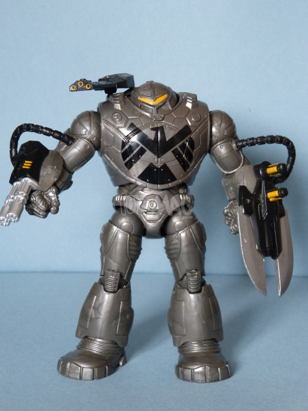 mandroid marvel legends BAF 1