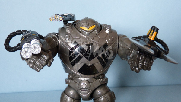 mandroid marvel legends BAF 10
