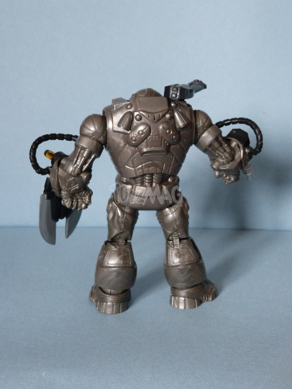 mandroid marvel legends BAF 6