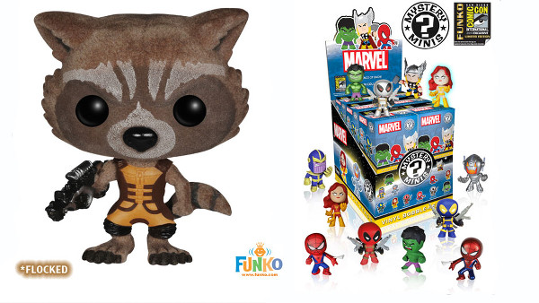 marvel funko exclu sdcc