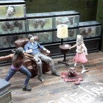 McFarlane Walking Dead Building Sets : les dimensions