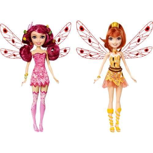 Mia and me les jouets mattel et les dvd - Mia et moi saison 2 ...