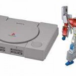 #SDCC - Transformers Playstation Optimus Prime