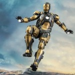 python iron man hot toys 3