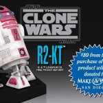 SDCC : exclu Star Wars R2-KT par Gentle Giant