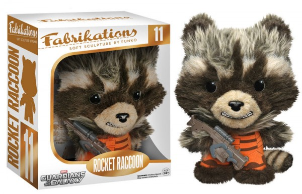 rocket raccoon fabrikations Funko