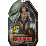 SDCC : le packaging du Ahab Predator par NECA