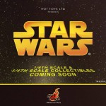 Hot Toys obtient une licence Star Wars