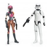 #SDCC Star Wars Black Series - Rebel - Saga Legends