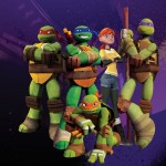 Teenage Mutant Ninja Turtles : nouveaux produits Diamond Select Toys et Nickelodeon