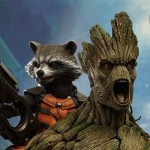 Guardians of the Galaxy: Rocket Raccoon et Groot par Hot Toys