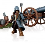 Assassin's Creed Mega Bloks : Borgia Guard, Cannon Strike, Da Vinci