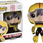 BIG HERO 6 arrive en POP chez Funko