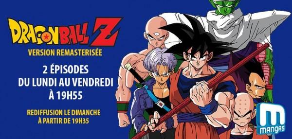 DBZ-Mangas