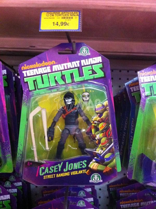 casey jones tortues ninja