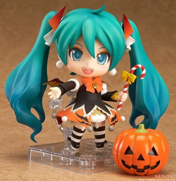 Nendoroid Miku Hatsune Halloween ver