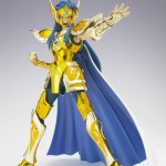 Camus du Verseau Myth Cloth Ex les photo officielles