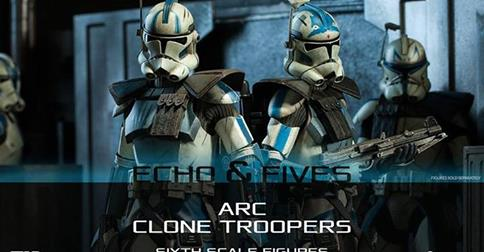 arc troopers sideshow