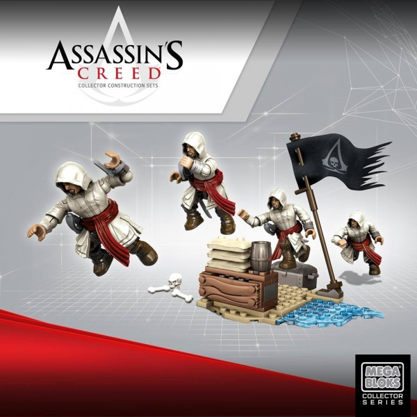 assassins creed megabloks