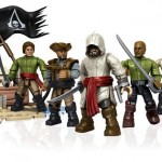 Assassin's Creed : de nouveaux sets Mega Bloks