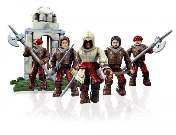 borgia guard pack assassins creed megablok