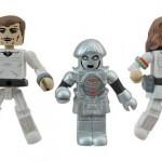 Buck Rogers : les Minimates !