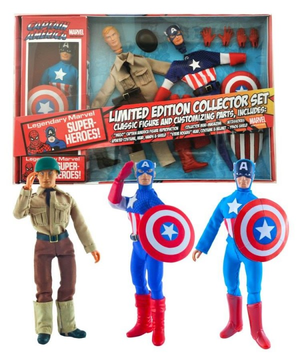 captain america retro cloth dst