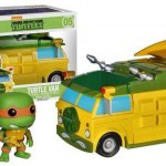 Un Van Pop pour les Tortues Ninja