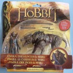 The Hobbit : Fimbul le chasseur & Warg