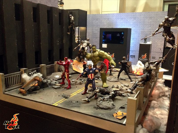 hot toys annual exhibition taiwan 2014 6