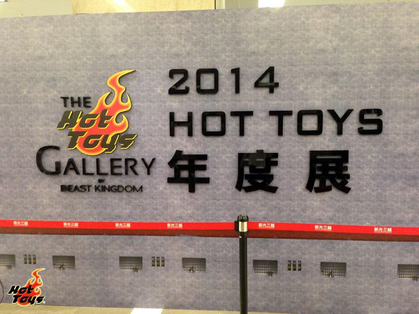 hot toys annual exhibition taiwan 2014 7