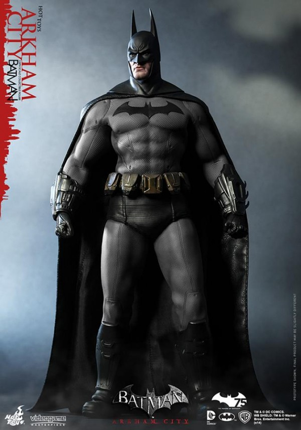 hot toys batman arkham