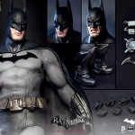 Arkham City Batman par Hot Toys