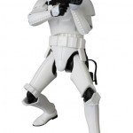 Star Wars les images officielles du Stormtrooper Mafex