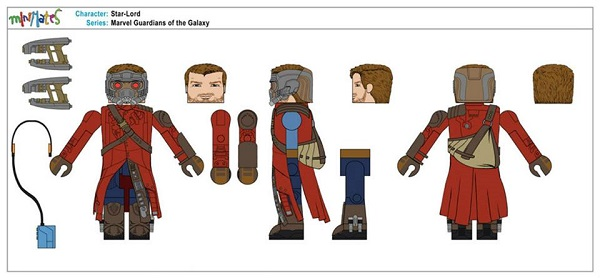marvel guardians of the galaxy minimates 10