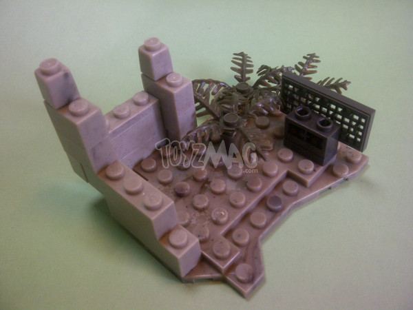 mega bloks call of duty 21