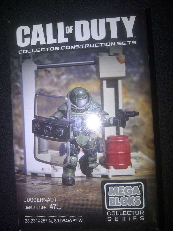 mega bloks call of duty 4