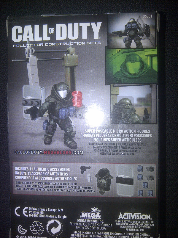 mega bloks call of duty 5