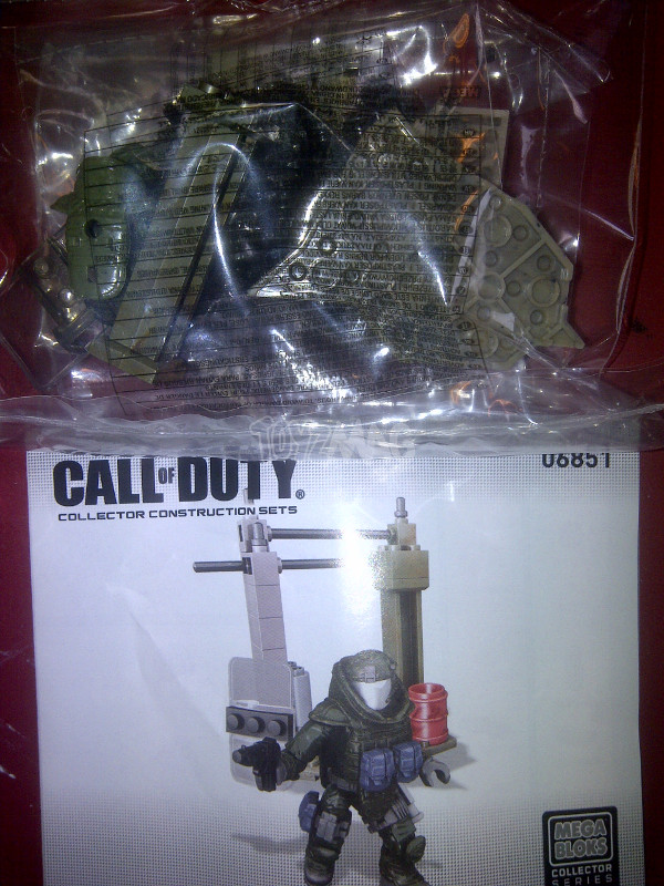 mega bloks call of duty 6