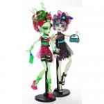 Monster High 5 nouvelles collections, 20 nouvelles poupées disponibles