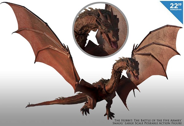 smaug brigde direct hobbit dragon