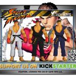 Street Fighter : Capo Toys sur Kickstarter