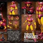 Aphrodite A par ThreeZero : premières images