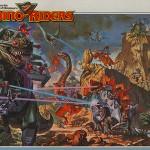 L'Instant Vintage Flash!! Ptéranodon et Rasp Dino - Riders (Tyco 1987)